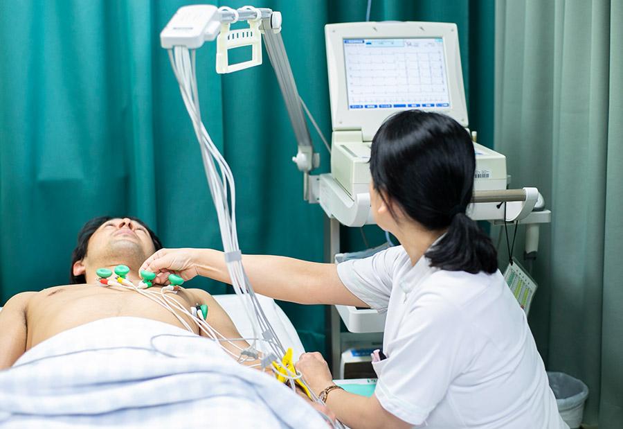 ECG装置